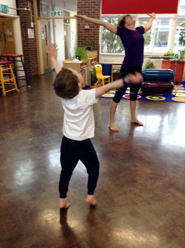 Dance in PE