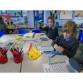 We work in small groups with a teacher to help develop our maths skills.