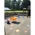 Robins Class outside area