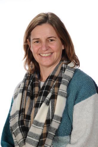 Mrs Ruth McNee, Deputy HT and Class teacher