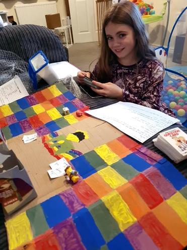 Making a board game