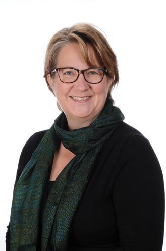 Mrs Denise Hall, Admin Officer
