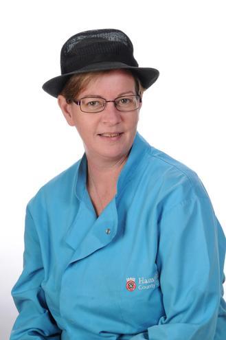 Mrs Diane Preston, Cook