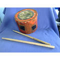 This is Henry's drum - check out his powerpoint!