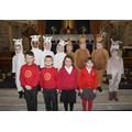 Key Stage 1 went to St Alkmunds for their Nativity