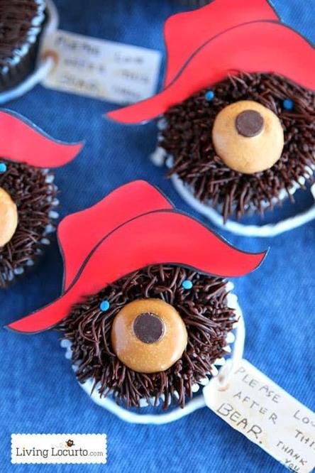 Book Character Cupcakes