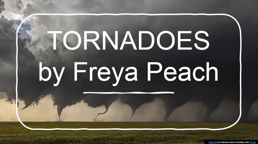 Freya's Tornado PowerPoint