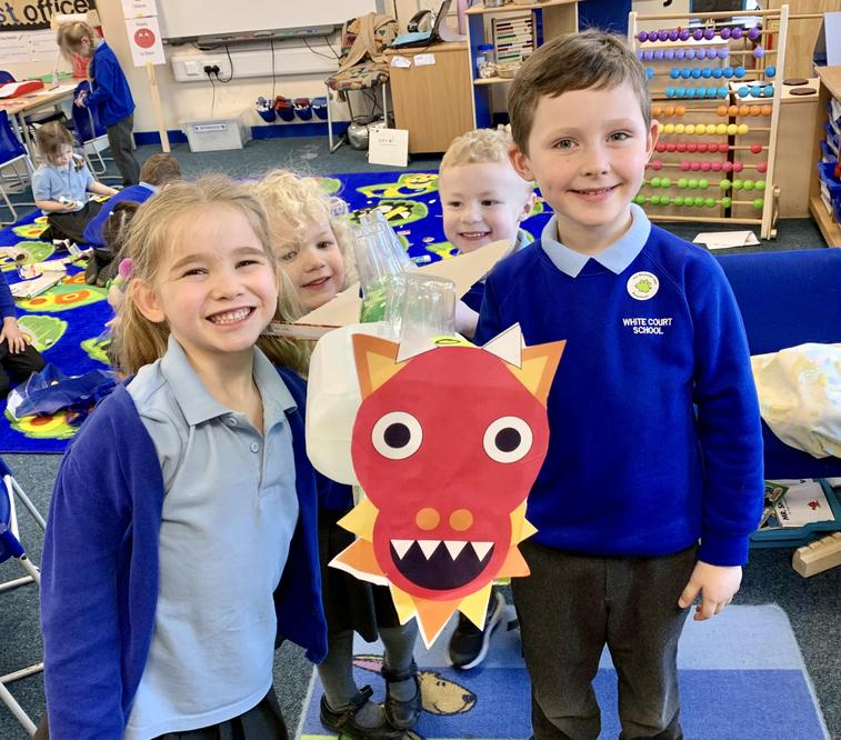 FS have been celebrating Chinese New Year!
