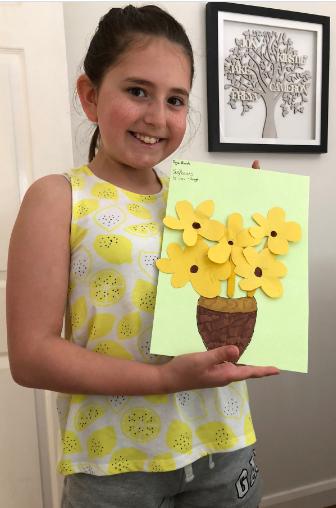 Freya's Sunflowers