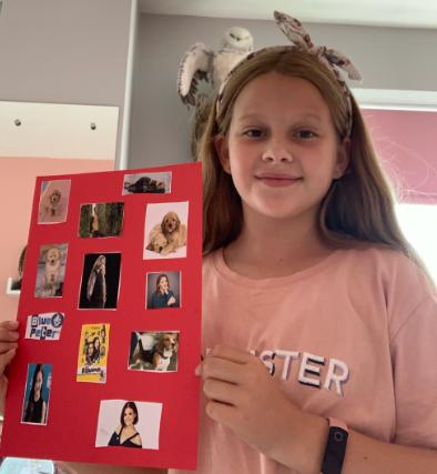 Olivia's mood board