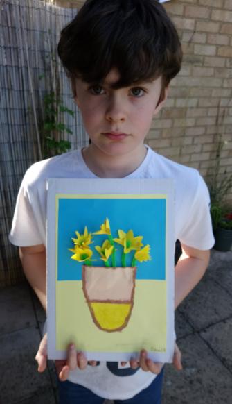Daniel's Sunflowers