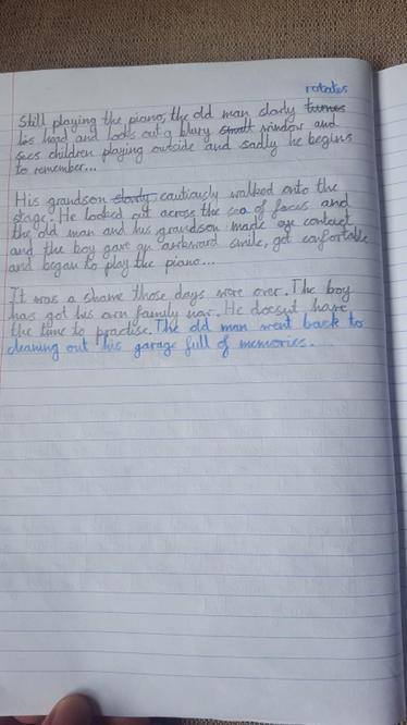 Luke's Story pg 2