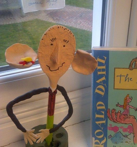 Wooden Spoon Book Characters