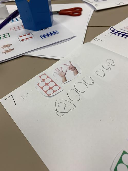 FS have been using addition to make numbers to 10.