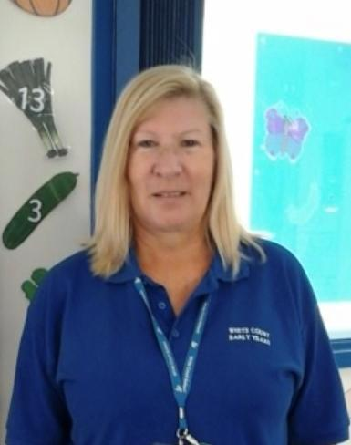 Mrs Hounsell - Nursery Manager
