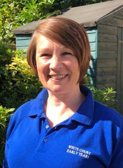 Mrs Ranger-Green - Deputy Nursery Manager