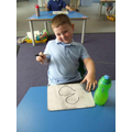 Number formation on whiteboards