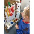 Exploring paints