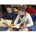 Sharing our favourite book in Literacy