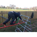 Climbing frame!