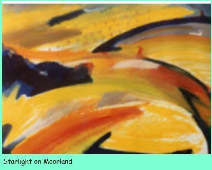 Starlight on Moorland