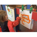 Painting in Cygnets