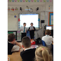 Year 3 teaching activity