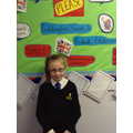 """Wiktoria – Year 5's very own Paddington Bear!"""