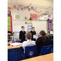 Year 5 teaching activity