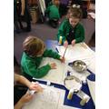 Writing Gingerbread Men stories