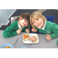 We couldn't wait to try our marvellous creations!