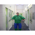 Mr Sheffrin is THE INCREDIBLE HULK!