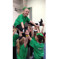 Active Schools Cheerleading Competition Feb 2018