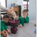 We used standard units of measure.
