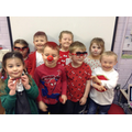 Celebrating Red Nose Day 2015