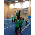 Cheerleading Camp & Competition February 2017