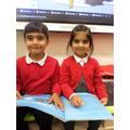 'We love to read with our friends'