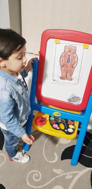 Abdullah Hadi has made daddy bear look very smart