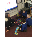 Maths stay and play