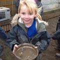 A delicious mud pie