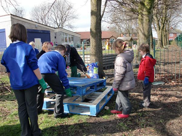 Making the Bug Hotel