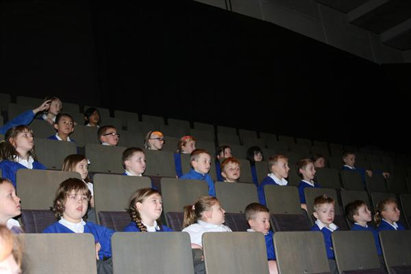Yr 3 Manchester City Centre Visit