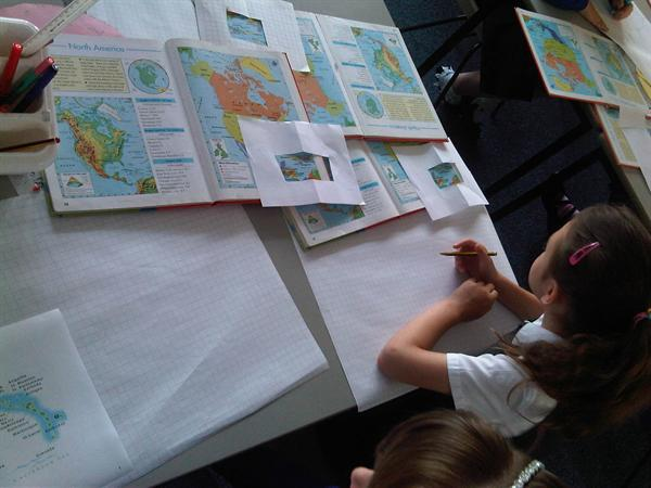 Atlas reading and Map Making