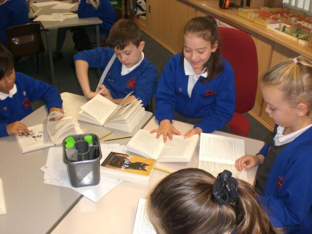 Guided Reading with Miss M