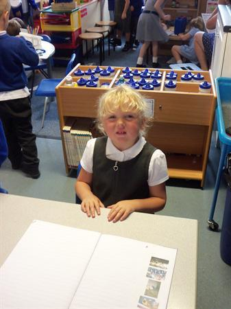Our 1st day in Year 1