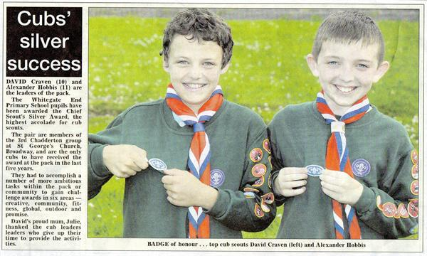 Oldham Chronicle 12th July 2011