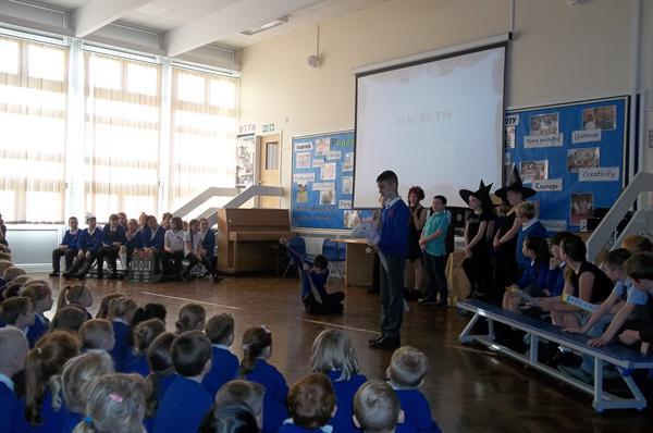 'Finding the Will' class assembly
