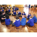 Oldham College Storytelling workshop