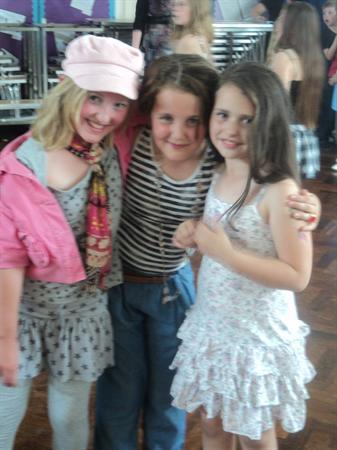 Summer disco fun!