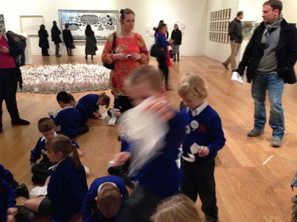 Trip to the Manchester Art Gallery
